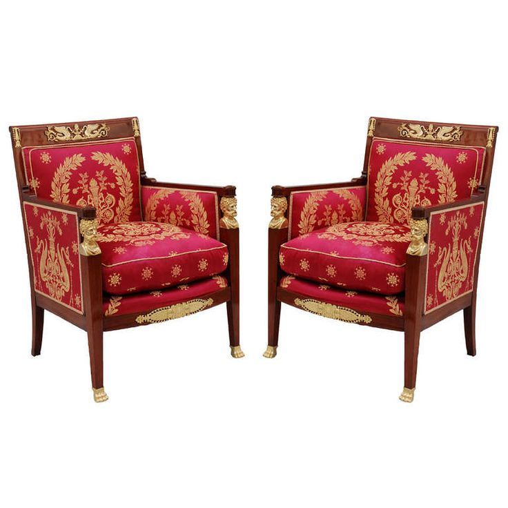 Pair of Empire Mahogany Bergere Armchairs  Antique ChairsAntique. 172 best E M P I R E images on Pinterest   French empire  Empire