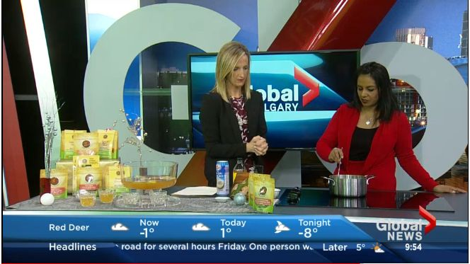 Living a Life of Spices: Global Calgary