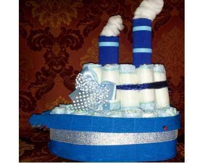 Barca - torte di pannolini a Porto Tolle - Kijiji