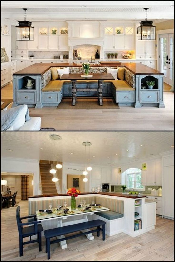 Kitchen Booths For Small Spaces Novocom Top