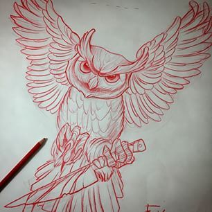 new school owl drawings owl new school drawing google sgning
