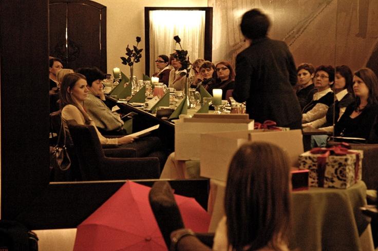 Spotkanie Klubu Kobiet Przedsiębiorczych w restauracji Metro www.babilad.pl