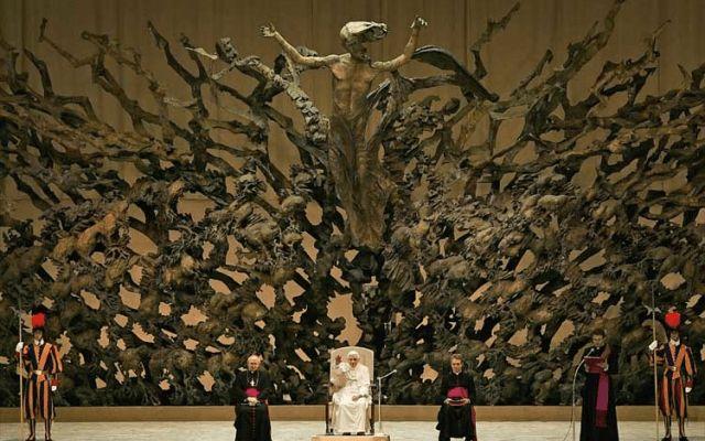 «Τον Πάπα να καταριέστε»- Το Βατικανό ζητά «παγκόσμια κεντρική τράπεζα» και «παγκόσμια αρχή»
