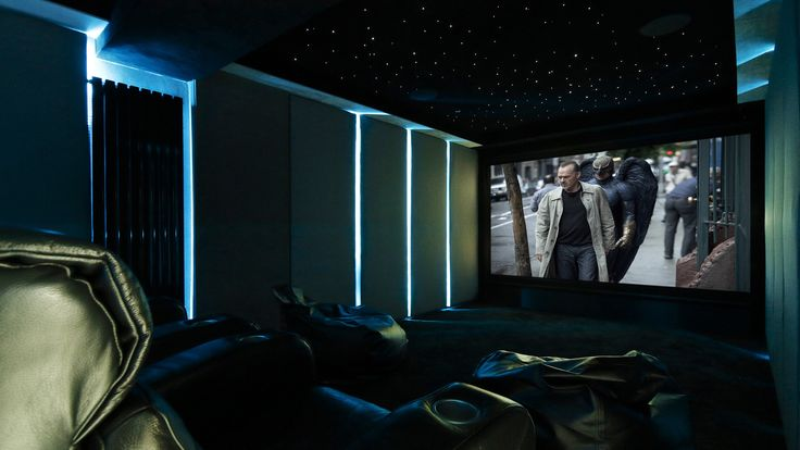 https://flic.kr/p/s3ceKP | Artcoustic Spitfire speakers, installed in a Dolby Atmos dedicated cinema, by ET Home Cinema, UK - 2 | This system comprises of 3 x Artcoustic Spitfire 6-3, with 2 x Control 2 subwoofers, 4 x Target SL and 4 x Architect SL2-1 for the overhead Dolby Atmos speakers. A 7.1.4 Dolby Atmos system, designed, installed, and calibrated by ET Home Cinema
