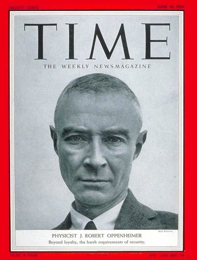 J. Robert Oppenheimer | June 14, 1954