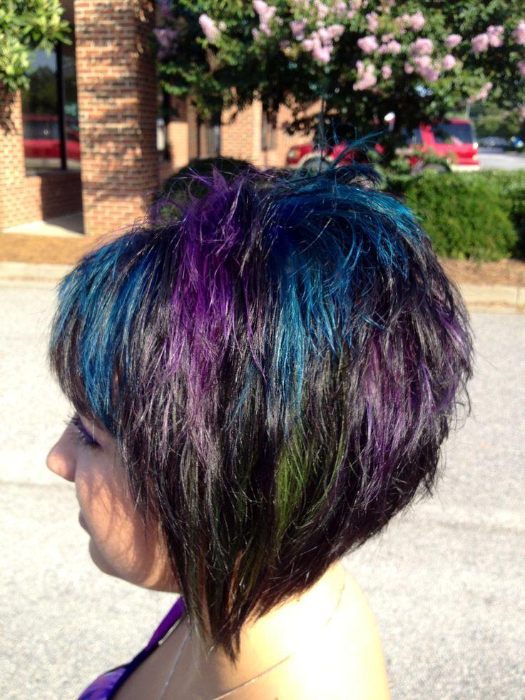 32 Best My Mane World Images On Pinterest Hair Creations