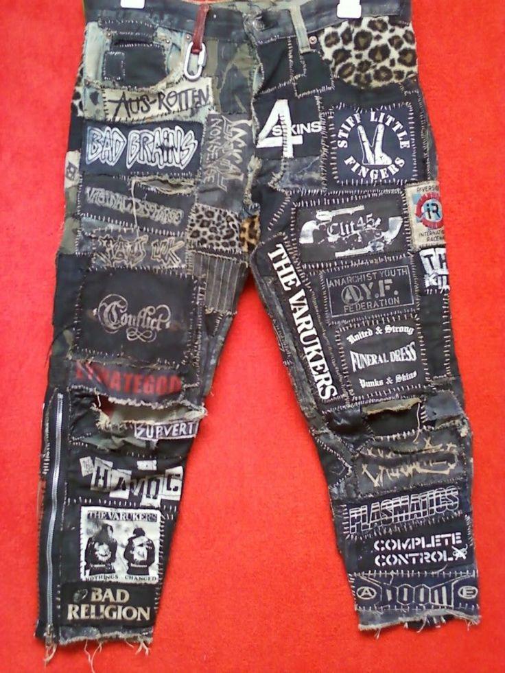 SWAMPUNX | SWAMPUNX | Pinterest | Punk, Punk rock and Clothes