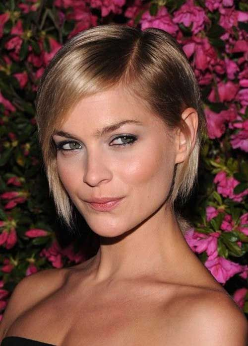 15 Short Hairstyles for Straight Fine Hair | Short Hairstyles & Haircuts 2015