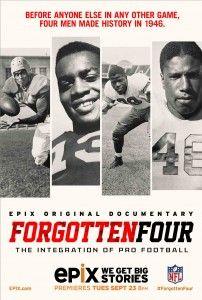 Forgotten Four: The Integration of Pro Football