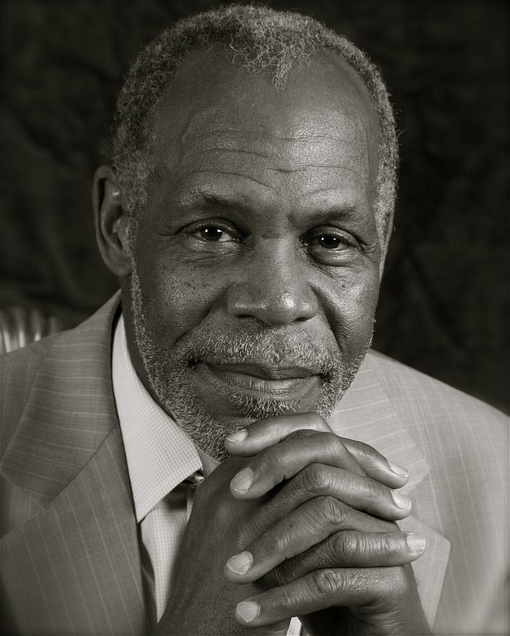 "I met Mr. Danny Glover at my son college ""University of the Pacific"" 2010. He is a down home brother keep bein' you!"