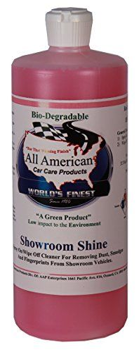 All American Car Care Products - Showroom Shine - Quick Wax and Detailer Mist and Wipe (32 Ounces) - http://www.caraccessoriesonlinemarket.com/all-american-car-care-products-showroom-shine-quick-wax-and-detailer-mist-and-wipe-32-ounces/  #American, #Care, #Detailer, #Mist, #Ounces, #Products, #Quick, #Shine, #Showroom, #Wipe #Car-Care, #Exterior-Care