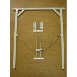 Heavy Duty Square Dual Height Folding Legs SKU: SQADJ $144.00  Tablelegsonline.com