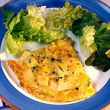 Omelette espagnole - Recette Weight Watchers