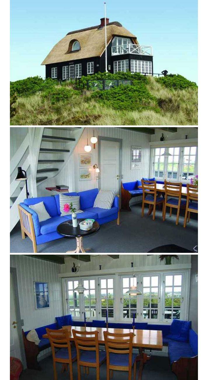Amalie loves Denmark Ferienhaus am Vejers Strand