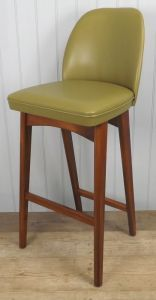 Benchairs 910 High Bar stool with back