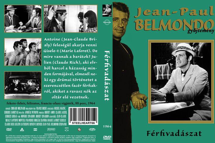 Férfivadászat (Teljes Film) francia-olasz vígjáték, 88 perc, 1964