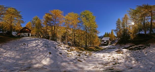 Val di Morins - Longiaru