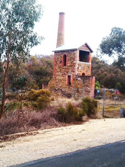 Duke of Cornwall mine Fryerstown Australia