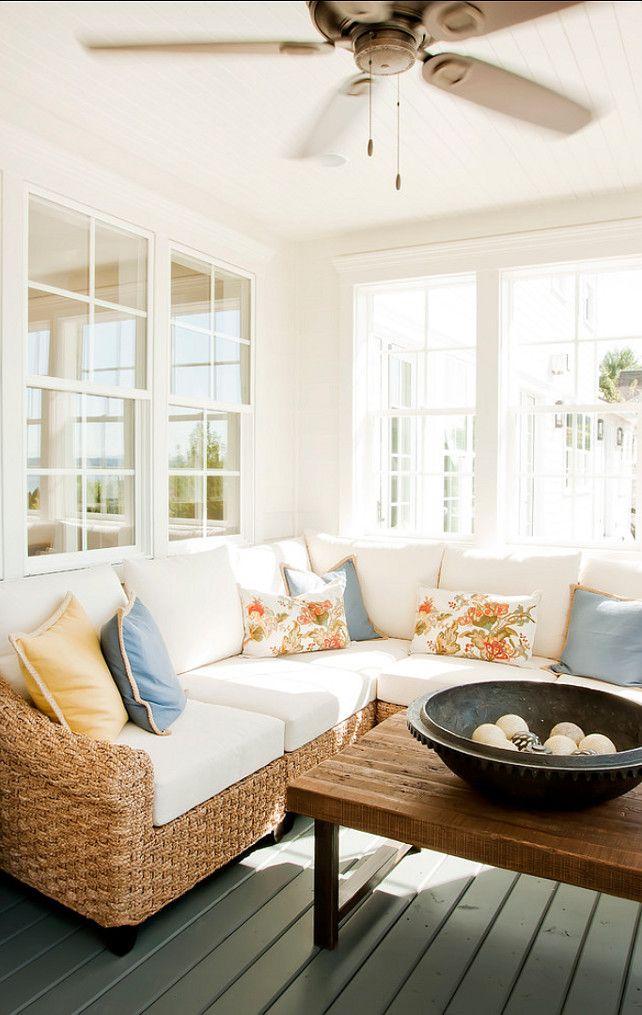25+ Best Sunroom Decorating Ideas On Pinterest