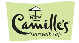 Camilles Sidewalk Cafe.  Great place to eat in Gallup, NM