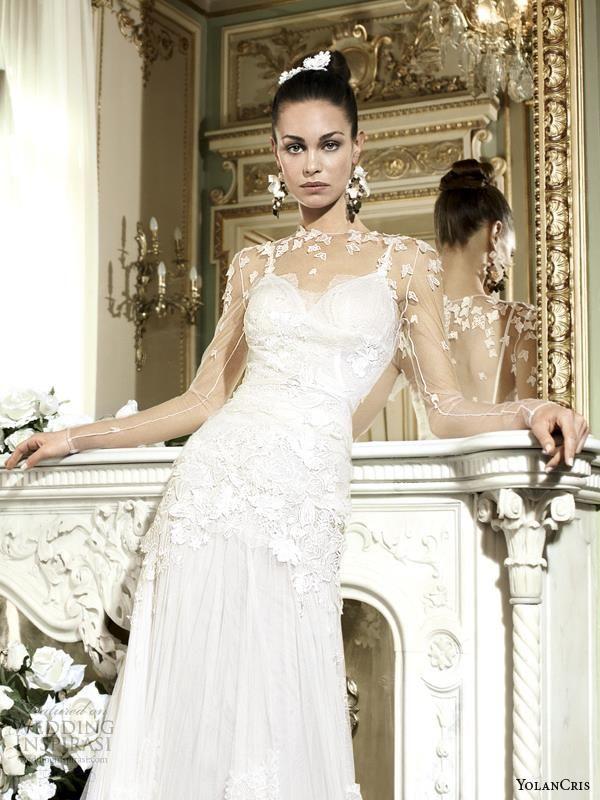 Featuring — YolanCris 2014 Wedding Dresses