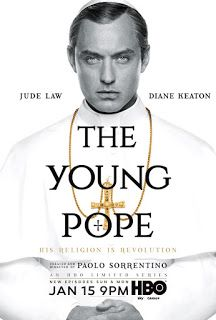 PELÍCULAS VISTAS Y COMENTADAS: THE YOUNG POPE  (SERIE)