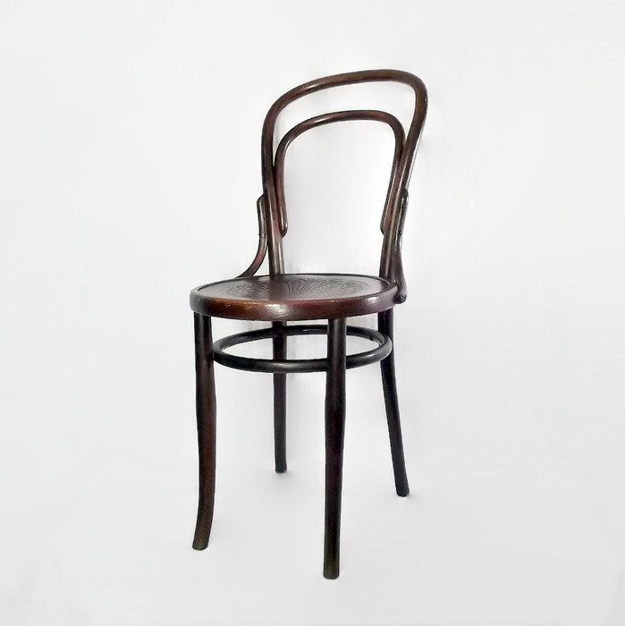 antique bentwood chair cafe chair thonet style mazowia noworadomsk bistro farmhouse. Black Bedroom Furniture Sets. Home Design Ideas