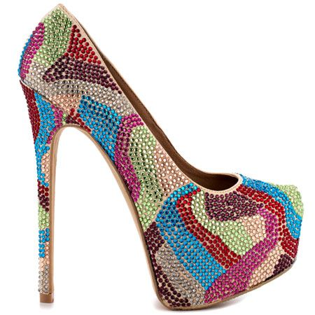 Dyvinal - Bright Multi by Steve Madden