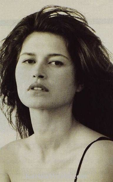 Karina Lombard, daughter of Henry Lombard [Swiss/Russian heir to Geneva banking dynasty] & Nupuree Lightfoot; Sioux Medicine woman.