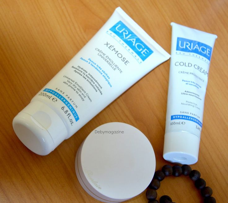 Ma routine anti-froid - Uriage et Bio Beauté by Nuxe