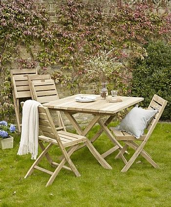 Jepara Folding Dining Table #perfectoutdoorliving #win with #Lombok #competition