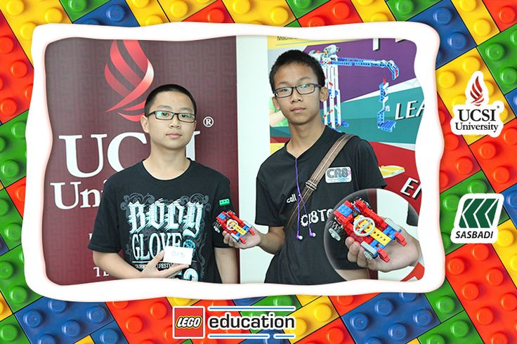 Participant Number: 013 & LEGO Theme: F1