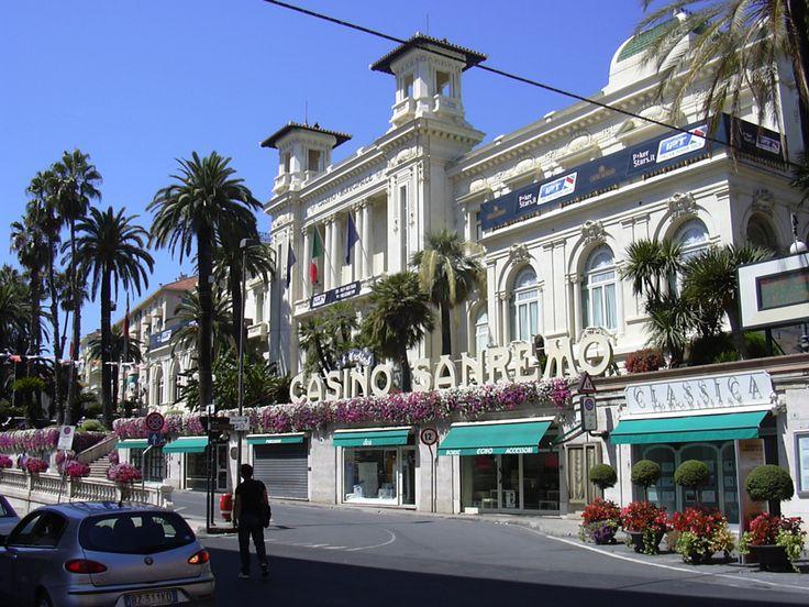 San Remo Casino by Athina Atesoglou - Photo 148642115 - 500px