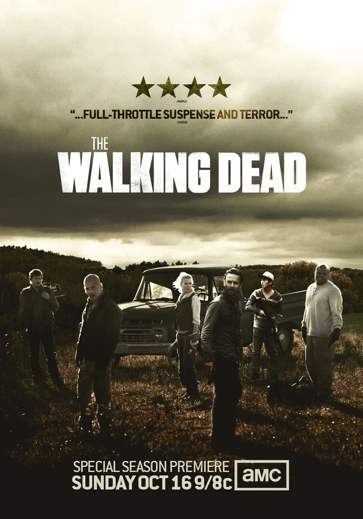 Walking Dead Season 6 2015