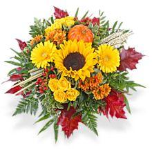 """Blumenstrauß """"Indian Summer"""" #indiansummer #blumen"""