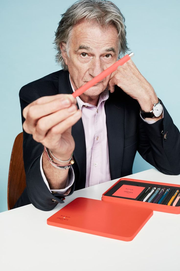 Paul Smith & Caran d'Ache Edition Two