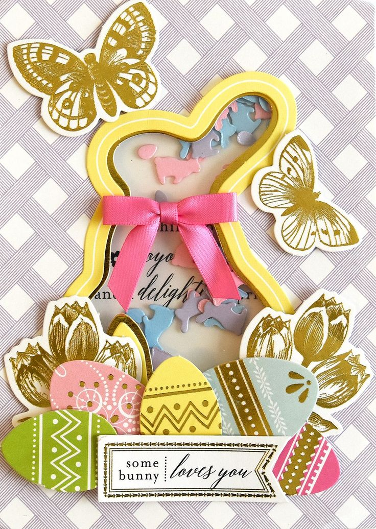 26 Best Anna Griffin Shaker Cards Images On Pinterest