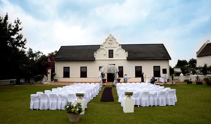 We're on the hunt for mind-blowing wedding venues in the Cape Winelands - any favourites?