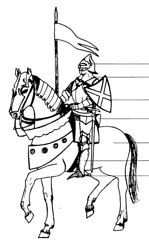 Ch teau moyen age l gendes comment dessiner un chevalier - Dessin d un chateau ...
