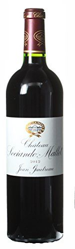 2012 Sociando Mallet Bordeaux 750 mL *** You can find more details by visiting the image link.