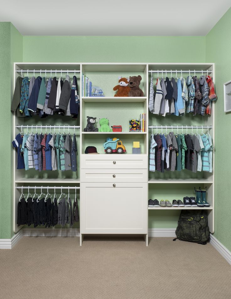 Small closet organization www bethesdaclosets com