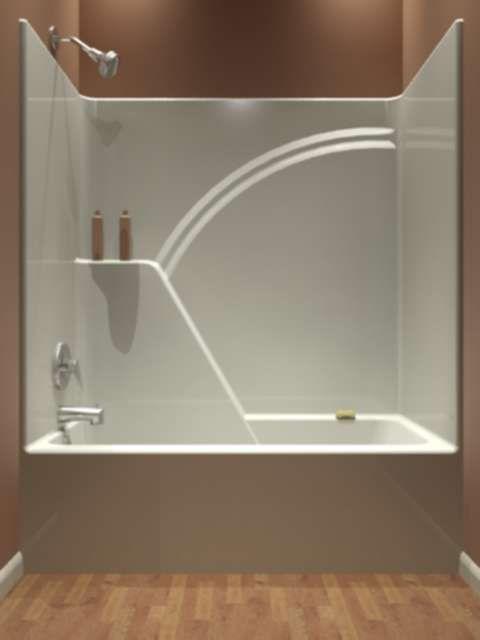 fiberglass one piece tub shower. Tub and Shower  One Piece Best 25 piece tub shower ideas on Pinterest