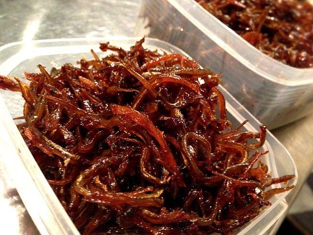 今年の釘煮。 美味しくできました♪ - 138件のもぐもぐ - イカナゴの釘煮 by Kentaro Kayama