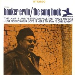 Booker+Ervin+The+Song+Book+LP+Vinil+200gr+Stereo+Prestige+Kevin+Gray+Analogue+Productions+QRP+USA+-+Vinyl+Gourmet