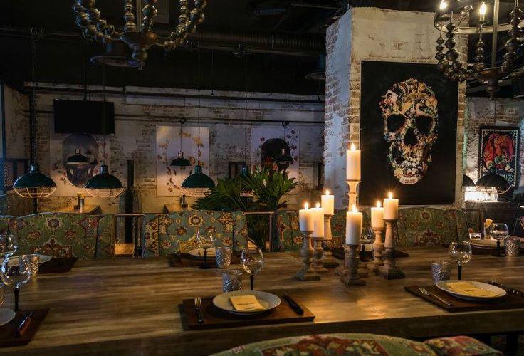 Destinatio: Restaurant Amarillo & Feel Fegas, Kuopio |||| Interior design: Jaana Ekman / Visionary Design Partners Helsinki Oy |||| Furniture: Albatrossi Tuote Oy |||| Pictures: Kim Ekman/Vision 51