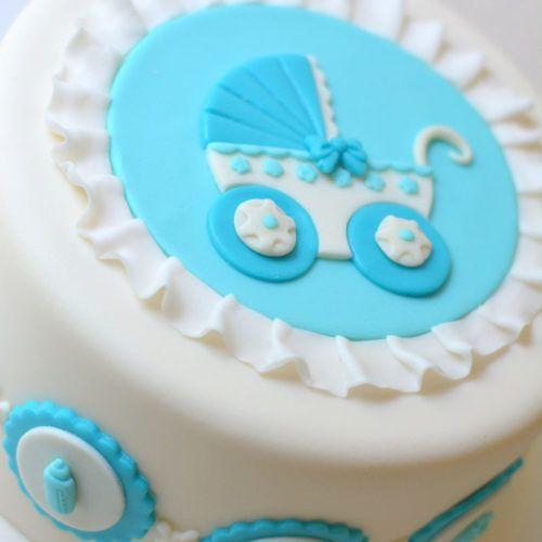 Szülinapi torták gyerekeknek - PixiePie torta