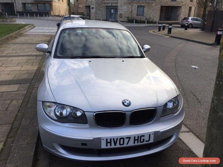 BMW 116 Series 2007 non runner  #bmw #1series #forsale #unitedkingdom