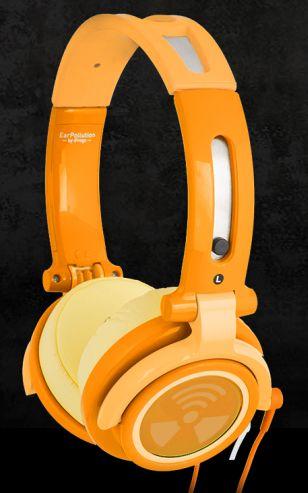 Headphones from iFrogz.com