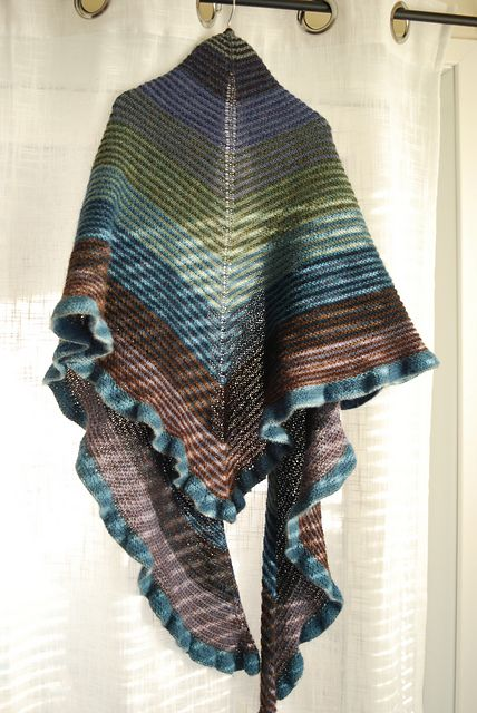 Crochet Pattern For Nursing Shawl : Ravelry: October Nursing Shawl pattern by Circe Belles ...