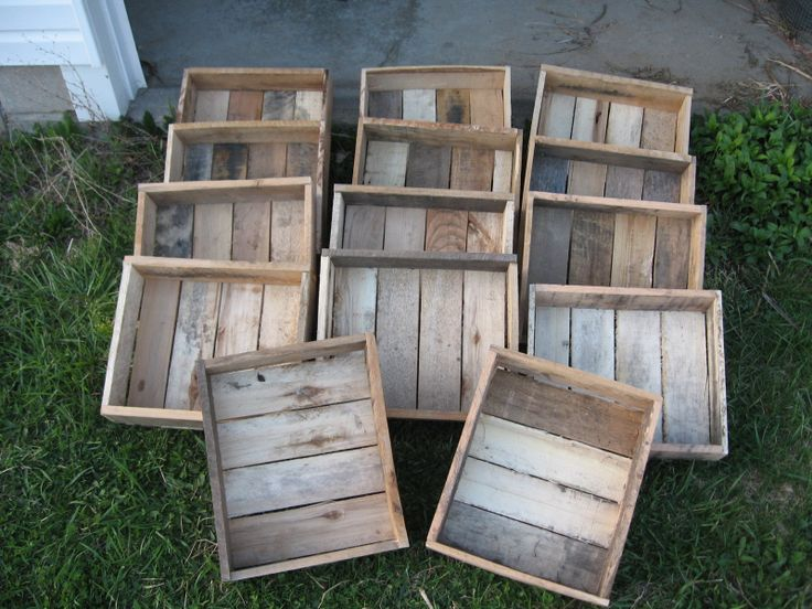 31 best images about pallet crafts on pinterest
